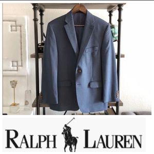 LAUREN Ralph Lauren Blue Blazer